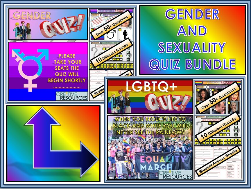 Picture quiz sexuality The S.A.G.E.